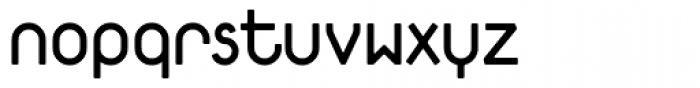 Tantalus Alternative Font LOWERCASE