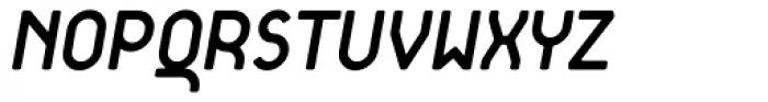 Tantalus Bold Italic Font UPPERCASE