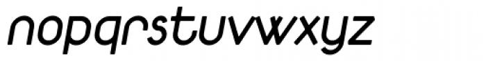 Tantalus Italic Font LOWERCASE