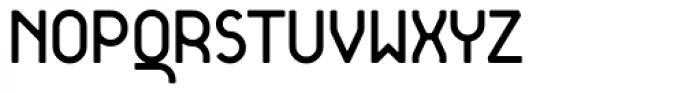 Tantalus Regular Font UPPERCASE