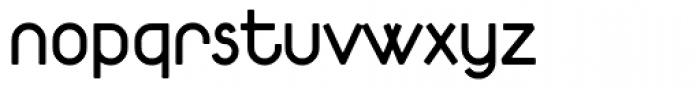 Tantalus Regular Font LOWERCASE