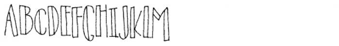 Tantamount Regular Font UPPERCASE
