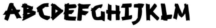 Tapemate Regular Font UPPERCASE