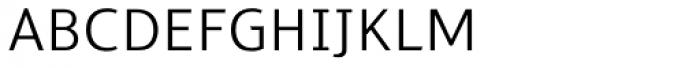 Tara SC Thin Font LOWERCASE