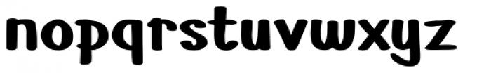 Tara Font LOWERCASE