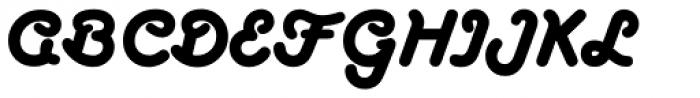 Tarantula Script RR Bold Font UPPERCASE