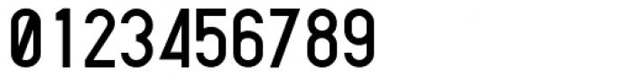 Targa MS Font OTHER CHARS