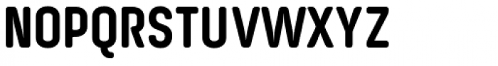 Targo 4F Font UPPERCASE