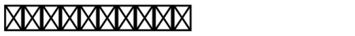 Tarif Arabic Medium Font OTHER CHARS