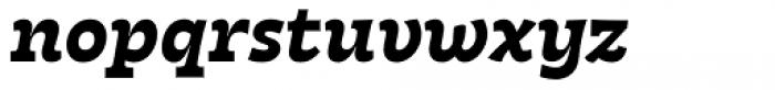Tarif Bold Italic Font LOWERCASE