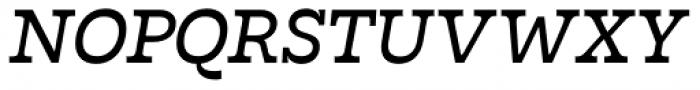 Tarif Italic Font UPPERCASE