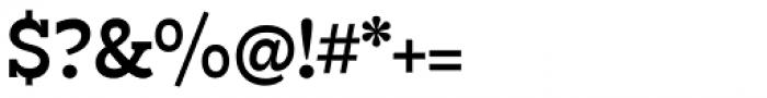 Tarif Medium Font OTHER CHARS