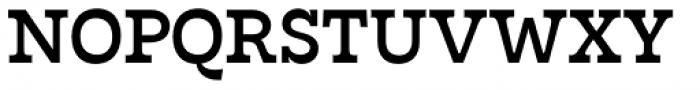Tarif Medium Font UPPERCASE