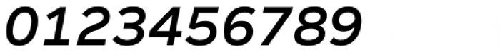 Taro Semi Bold Italic Font OTHER CHARS