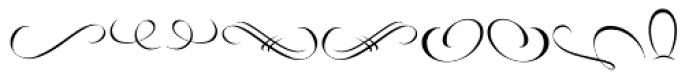 Taroca Extras Font LOWERCASE