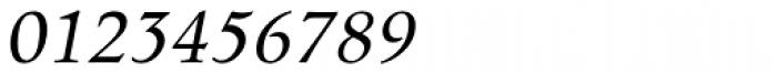 Tarocco Extras OT Italic Font OTHER CHARS