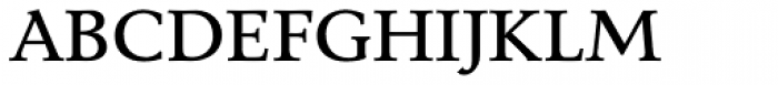 Tarocco OT Medium Font UPPERCASE