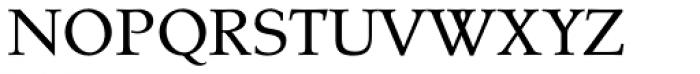 Tarocco OT Roman Font UPPERCASE