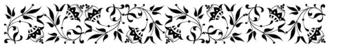 Tarotee One Regular Font UPPERCASE