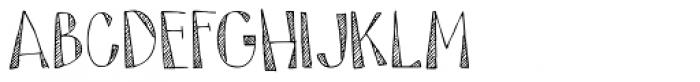Tartufo Regular Font UPPERCASE