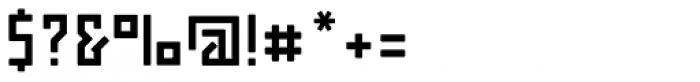Tasci Kufi Medium Rounded Font OTHER CHARS