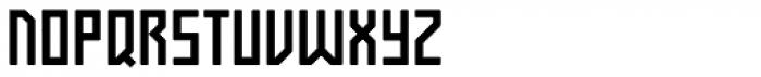 Tasci Kufi Medium Rounded Font UPPERCASE