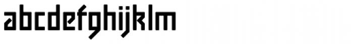Tasci Kufi Medium Rounded Font LOWERCASE