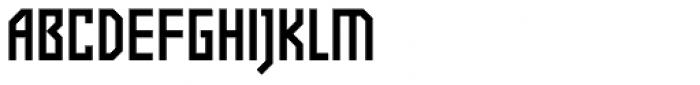 Tasci Kufi Medium Font UPPERCASE