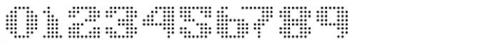 Taser Round Grey Font OTHER CHARS