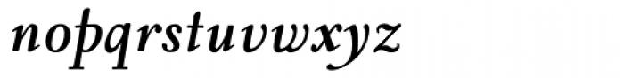 Task Bold Italic Font LOWERCASE
