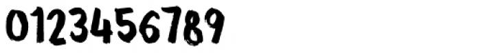 Tastebud Regular Font OTHER CHARS