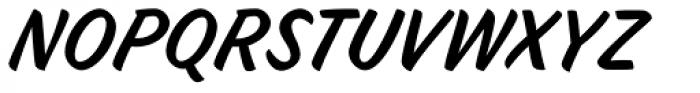 Tasty Light Font UPPERCASE