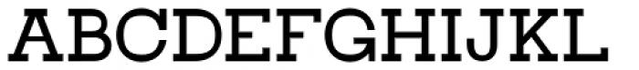 Tatline Neue Demi Bold Font UPPERCASE