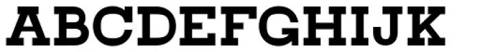 Tatline Neue Extra Bold Font UPPERCASE