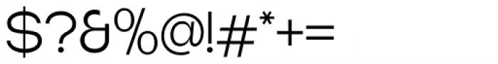 Tatline Neue Light Font OTHER CHARS