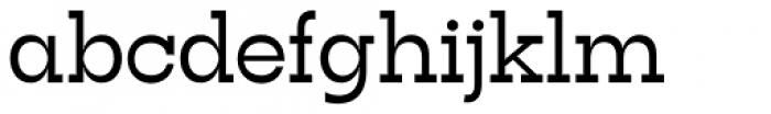 Tatline Neue Medium Font LOWERCASE