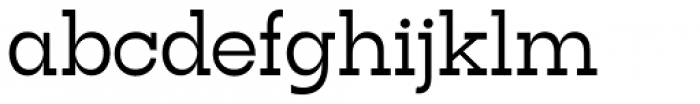 Tatline Neue Regular Font LOWERCASE