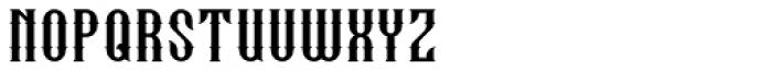 Tattoo Master Regular Font LOWERCASE
