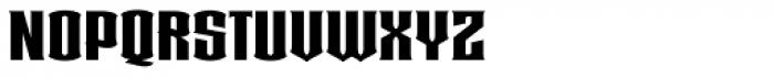 Taurunum SC Font UPPERCASE
