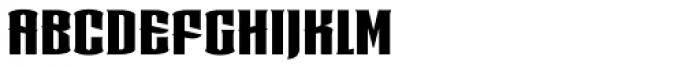 Taurunum SC Font LOWERCASE