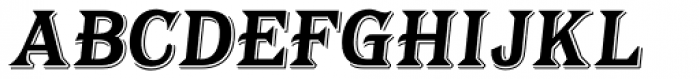 Tavern Alt Bold Italic Font UPPERCASE
