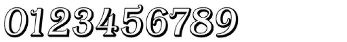 Tavern Alt Open S Italic Font OTHER CHARS
