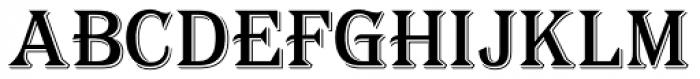 Tavern Alt S Font UPPERCASE