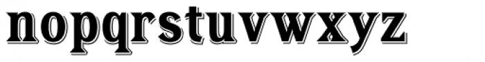 Tavern Alt X Bold Font LOWERCASE