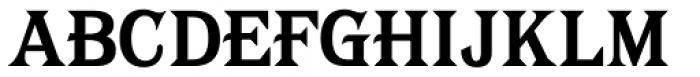 Tavern Alt X Plain Bold Font UPPERCASE