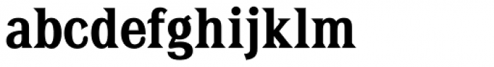 Tavern Alt X Plain Bold Font LOWERCASE