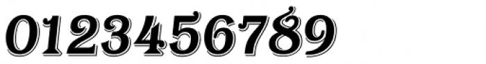 Tavern Bold Italic Font OTHER CHARS