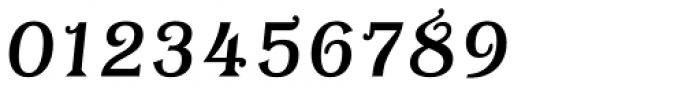 Tavern Fill XL Italic Font OTHER CHARS