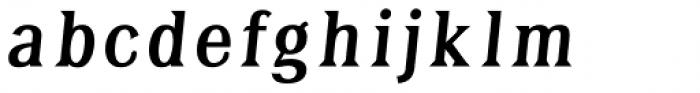 Tavern Fill XL Italic Font LOWERCASE