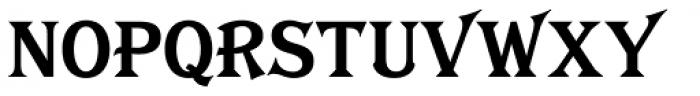 Tavern Plain Bold Font UPPERCASE